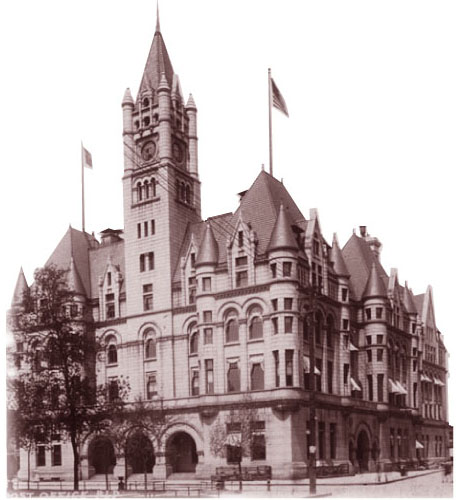 Landmark Center-Old Federal Building